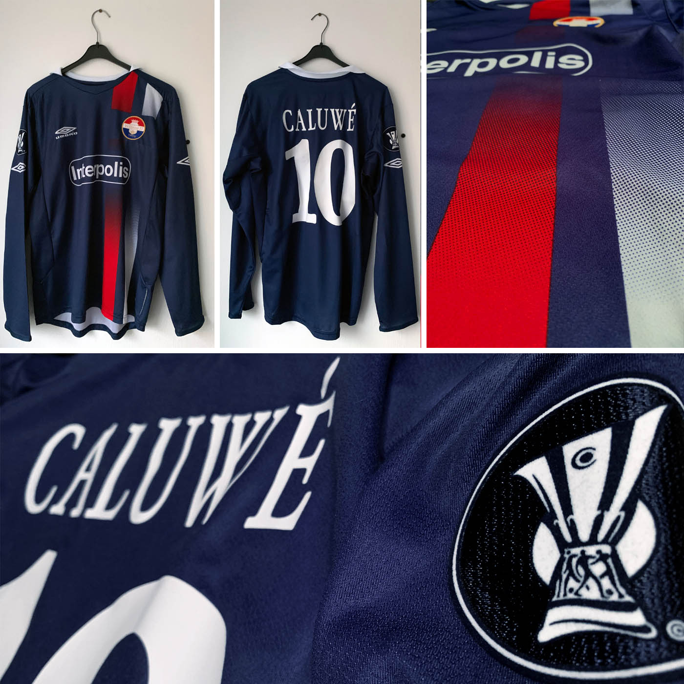 S01E02 - Tom Caluwé 2005/2006, 15 september 2005. UEFA Cup - AS Monaco - Willem II