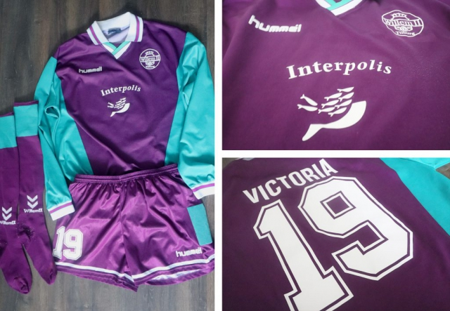 S01 E01: Raymond Victoria 1998/1999, UEFA Cup