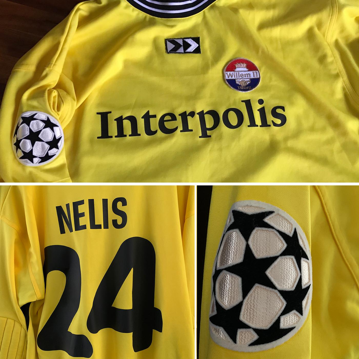S01 E10 - Het Champions League-shirt van reservedoelman Casper Nelis