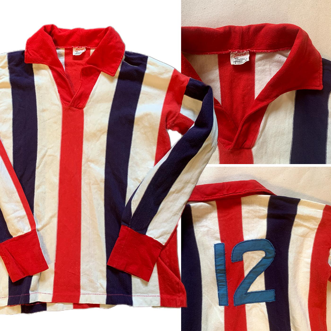 S01E14 - Het shirt zoals gedragen in het seizoen 1965/1966